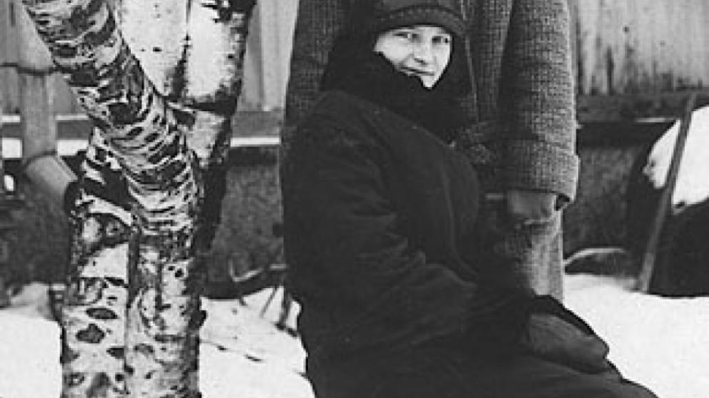 Porträttbilder tagna av Ville Kasanen på hans gård.